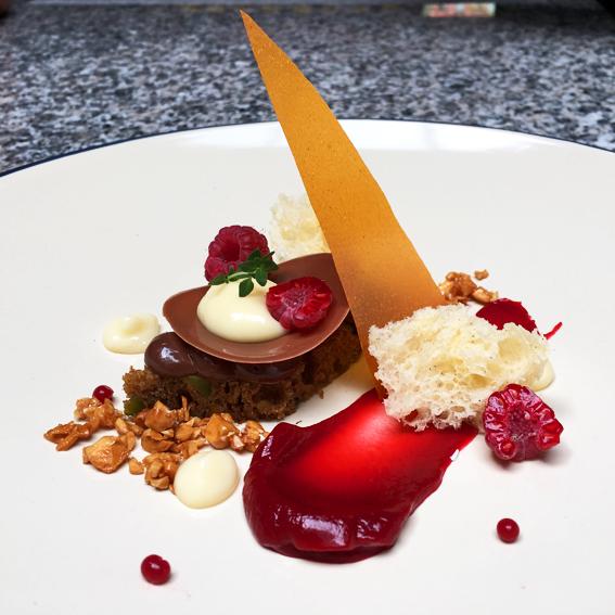 Архитектура и дизайн на десерти