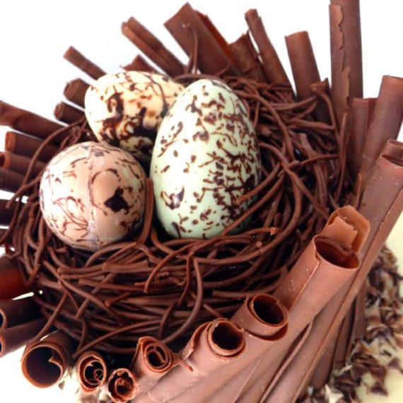 Шоколадови яйца с шеф Ради Стамболов